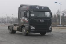 解放单桥平头柴油牵引车375马力(CA4180P25K2E5A80)