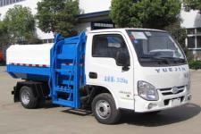 炎帝牌SZD5032ZZZNJ5型自装卸式垃圾车