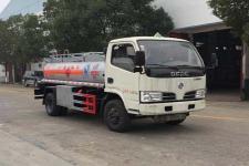 国五东风多利卡3吨蓝牌加油车