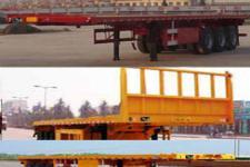 同强牌LJL9400TPB型平板运输半挂车图片