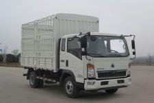 豪沃越野仓栅式运输车(ZZ2047CCYG3325E142)