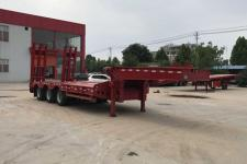 同强9.5米32.3吨3低平板半挂车