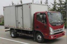 福田牌BJ5048XXY-A1型厢式运输车CTS