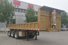 巨运8.5米31.8吨3轴自卸半挂车(LYZ9401ZHX)