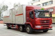 程力威牌CLW5250XZWL5型杂项危险物品厢式运输车