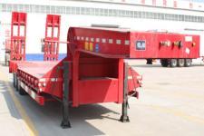 沃顺达12.5米31.2吨3轴低平板半挂车(DR9400TDP)