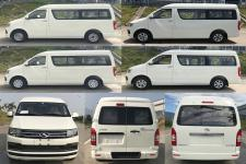 金龙牌XMQ6535CEG52型轻型客车图片2