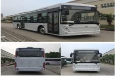 广客牌GTZ6129BEVB1型纯电动城市客车图片2