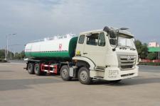 华威驰乐牌SGZ5310ZWXZZ5J7型污泥自卸车