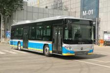 12米福田插电式混合动力城市客车