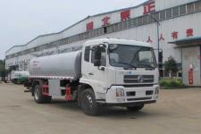 东风天锦14方供液车炎帝牌SZD5180TGYD5V型供液车