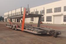 劳尔12米9.8吨2轴中置轴车辆运输挂车(LAC9180TCL)