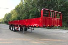 丞风10.5米35.1吨3轴栏板半挂车(JCF9402)