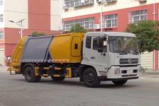 程力威压缩式垃圾车