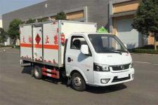国六东风小型易燃气体厢式运输车价格