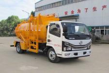 国六东风5方餐厨垃圾车厂家直销价格最低