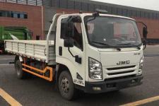 江铃国六单桥货车152马力4080吨(JX1073TG26)