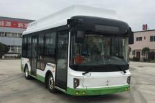 6.9米 中植汽车纯电动低入口城市客车(CDL6701URBEV1)