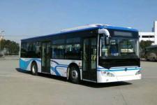 10.5米紫象插电式混合动力城市客车
