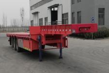 梁山平安13米33.1吨3轴低平板半挂车(TCC9400TDP)