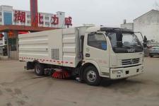 中汽力威牌HLW5120TXS6EQ型洗扫车