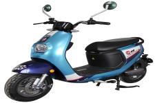 新蕾XL600DQT-6型电动两轮轻便摩托车