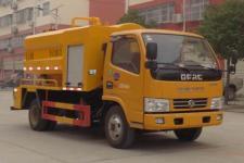 国六东风多利卡5方清洗吸污车价格13607286060