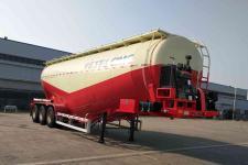 万事达11.3米29.2吨3轴低密度粉粒物料运输半挂车(SDW9404GFLA)