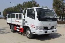 中汽力威牌HLW5041CTY6EQ型桶裝垃圾運輸車