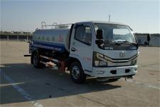 国六东风5吨绿化喷洒车