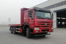 戴格牌LXG3250ZPN4347E1型平板自卸车图片