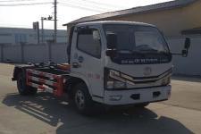 國六東風小多利卡車廂可卸式垃圾車