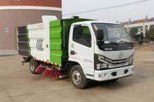 国六东风多利卡HYS5070TSLE6型扫路车