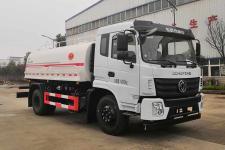 国六东风12吨绿化喷洒车报价(可选装喷雾机组)