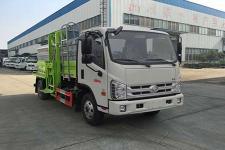 华通牌HCQ5045TCAB5型餐厨垃圾车