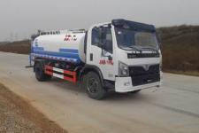 國六東風8噸灑水車廠家直銷13607286060
