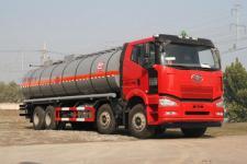 国六解放J6易燃液体罐式运输车