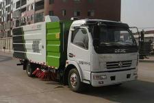 国六东风大多利卡HYS5120TSLE6型扫路车