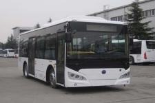 8.1米申龙SLK6819UBEVL7纯电动城市客车