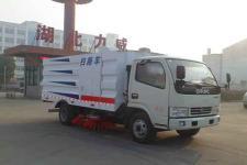 国六东风小多利卡HLW5071TSL6EQ型扫路车