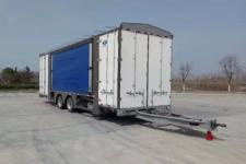 恒信致远11.9米8.5吨2轴中置轴车辆运输挂车(CHX9181TCLF)