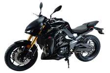 宝雕BD400-6A型两轮摩托车