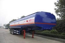 楚胜12.9米27.7吨3轴运油半挂车(CSC9404GYY)