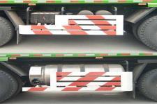 陜汽牌SX3318HR346TL型自卸汽車圖片
