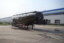 盛润12.5米27.5吨3轴低密度粉粒物料运输半挂车(SKW9406GFLB)