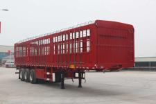 华鑫联合12米30.5吨3轴仓栅式运输半挂车(HXL9371CCY)
