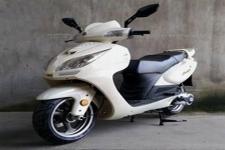 三本SM150T-4C型两轮摩托车