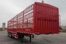 霸申特12米33.2噸3軸倉柵式運輸半掛車(BST9400CCY)