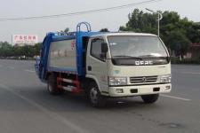 东风轻卡5方压缩式垃圾车