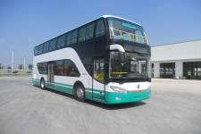 11.4米亞星JS6111SHP雙層城市客車